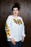 Женская вышитая блуза Код опт3