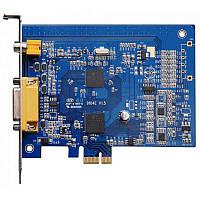 Плата видеорегистрации Line PCI-E 4x25 Hybrid IP для систем видеонаблюдения