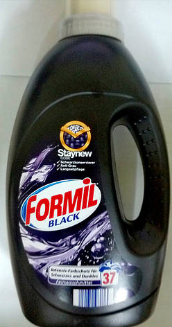 Гель для стирки Formil Black  для темного белья 37ст 1,5 л, фото 2