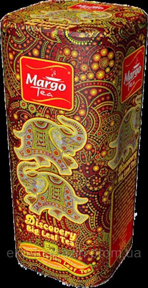 """Чай Margo """"Discovery big leaf tea"""" 300гр"""