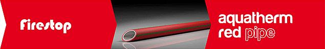 спринклерные пластиковые системы пожаротушенияaquatherm red pipe