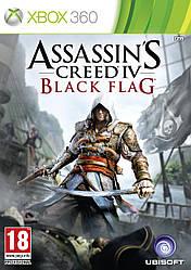 Assassin's Creed 4 Black Flag XBOX 360