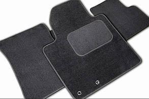 Текстильные автомобильные коврики LUX для VOLVO 850 1991-