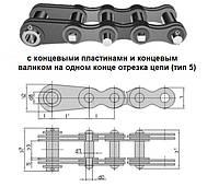 Цепи грузовые пластинчатые G 40-4-30