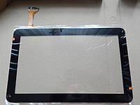 Сенсор Тачскрин Jeka JK-101 / JK-100 черный 50 pin