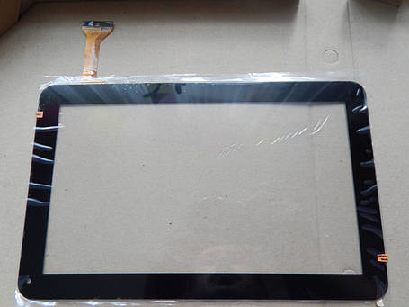 Сенсор Тачскрин Jeka JK-101 / JK-100 черный 50 pin, фото 2