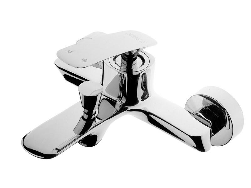 Смеситель для ванны Newarc Slim 121511, хром