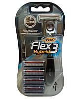 "Станок ""Bic 3"" FLEX Hybrid (4)"