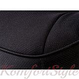 Кресло офисное Briz black fabric, фото 4