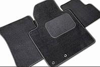 Текстильные автомобильные коврики LUX для Audi A6 (C6) 2004-2011