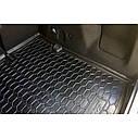 Коврик в багажник для RENAULT Duster (2018>) 2WD - AVTO-GUMM, фото 2