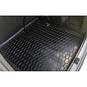 Коврик в багажник для RENAULT Duster (2018>) 2WD - AVTO-GUMM, фото 3
