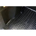 Коврик в багажник для RENAULT Duster (2018>) 2WD - AVTO-GUMM, фото 4