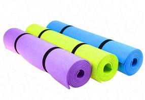 Коврик для фитнеса YogaMat ( коврики для йоги )