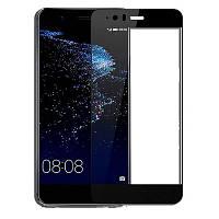Защитное стеклo Full Screen Huawei P10 Lite 2017 (без упаковки) (Черный)