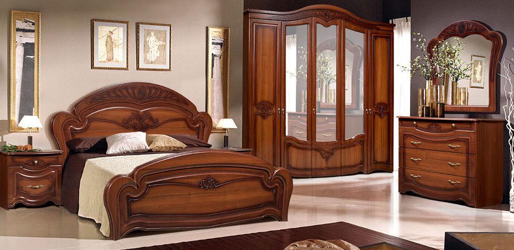 Спальня Джамиля (Орех) (с доставкой)