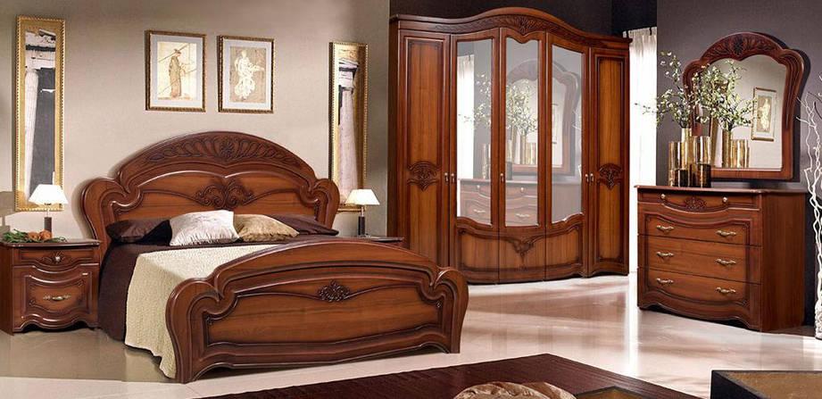 Спальня Джамиля (Орех) (с доставкой), фото 2