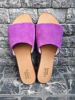 b09e3e5c6 Летняя женская обувь натуральная больших размеров 40 41 42 шлепанцы на  прямой подошве