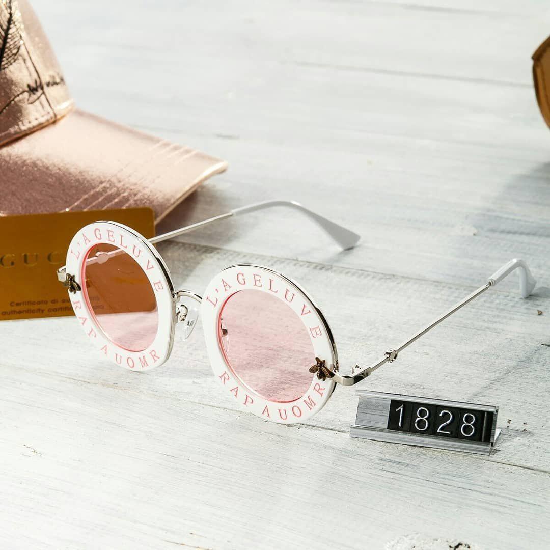 Женские солнцезащитные очки Gucci гуччи круглые - Интернет-магазин одежды и  аксессуаров в Киеве 6cd648366fe
