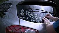 Где купить наклейки на машину