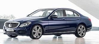 Лобовое стекло Mercedes-Benz W205 с датчиком, НР, Shatterprufe, б/у