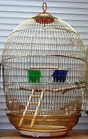 Круглая Клетка для попугая D48*76,5см, фото 1