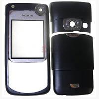 """Корпус """"А"""" (деш) с клавиатурой Nokia 6680 черный"""