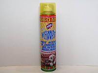 Піна для дезинфекції та очищення бруду від домашніх тварин Xanto 660мл (Великобританія)