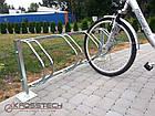 Велопарковка на 4 велосипеди Echo-4 Pion Польща, фото 3