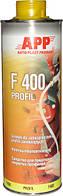 Засіб для захисту закритих профілів APP Profil F400 янтарне, 1л 050301
