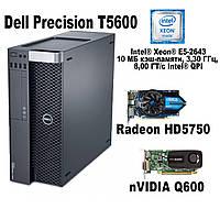 Мощная вычислительная станция DELL PRECISION T5600