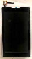 Модуль (сенсор+дисплей)для планшета Asus ZenPad Z170MG P001,Asus ZC70MG7.0 чорний