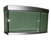 Продам аквариум Акватика Овал 125х50x50 в комплекте с крышкой