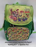 Рюкзак жесткий ортопедический школьный каркасный Kite для миниатюрных деток