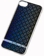 Чехол-накладка Solove TPU case 3D B2 with figure iPhone 7 Black, фото 1