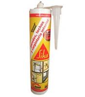 Sikacryl —HM Эластопластичный однокомпонентный герметик для внутреннего применения 300 мл