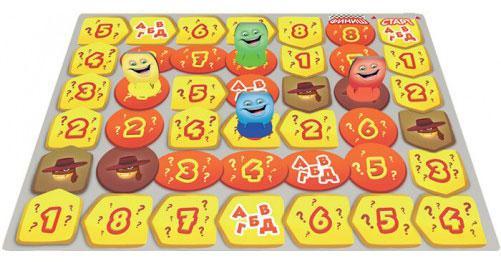 Настольная развивающая игра для всей семьи Smile (Смайл)