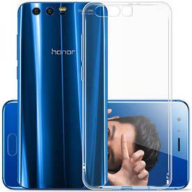Чехол накладка для Huawei Honor 9 силиконовый, Air Case, Прозрачный