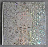 """Альбом\книга для пожеланий молодоженам """"Весільний альбом"""" 48 листов 27 х 27 см"""