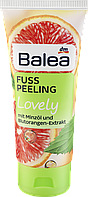 Пилинг ног Balea Fußpeeling Lovely, 100 ml