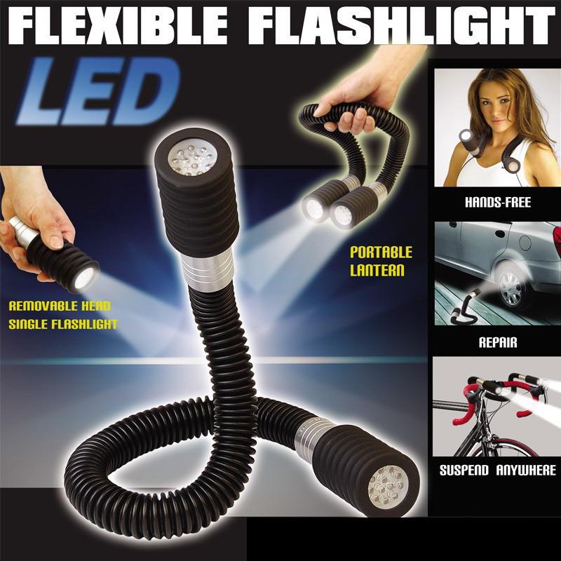 Гнучкий ліхтарик Double Ended Flexible Led Flashligh
