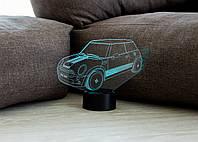 """Детский ночник - светильник """" Автомобиль 37 """" 3DTOYSLAMP, фото 1"""