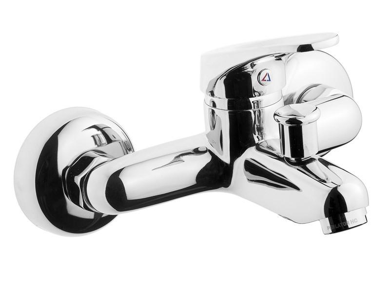 Смеситель для ванны Newarc Smart 142511, хром