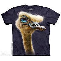 Детская футболка THE MOUNTAIN - Ostrich Totem
