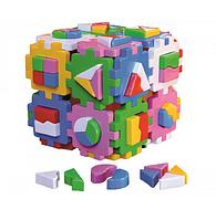 Детский развивающий конструктор Супер логика для малышей.Детский пластмассовый конструктор для малышей.