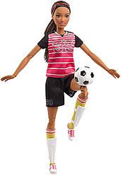 Кукла Барби Футболистка Barbie Careers Made to Move Soccer Player
