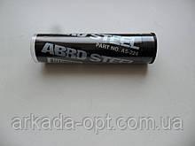 Холодная сварка (шпатлевка) Abro черная AS 224 BL ОРИГИНАЛ