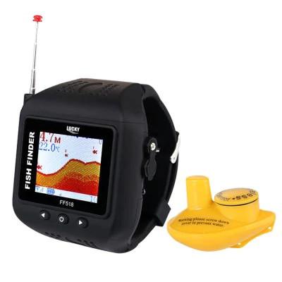 Эхолот -часы Lucky Fishfinder