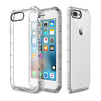 Чехол-накладка Rock TPU Case Fence series iPhone 7 Plus Transparent