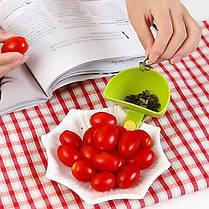 Соусница с клипсой на тарелку для соусов и кремов, фото 2